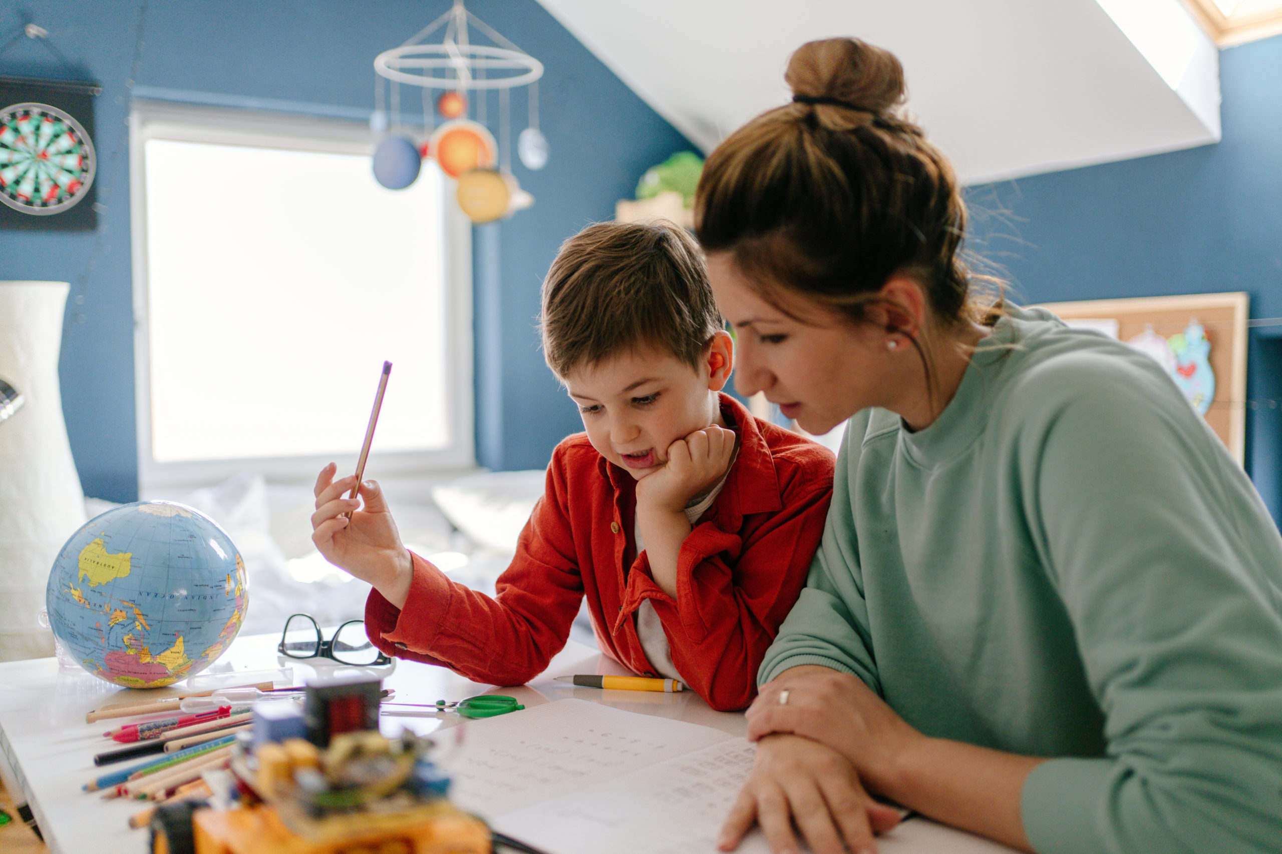 Customizing K-12 education to meet the individual needs of students and families